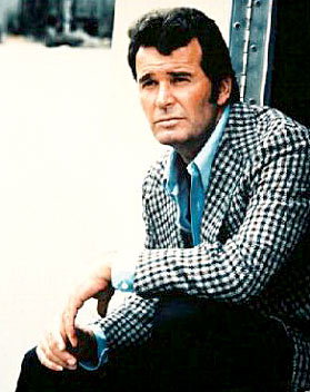 James Garner as Rockford
