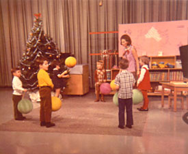 Romper Room WTAE-TV, channel 4. Miss Jan (Bohna)  pittsburg