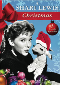 Shari Lewis Christmas on DVD