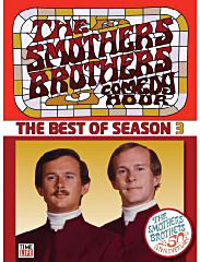 Smothers Brothers Show on DVD