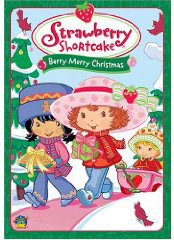 Strawberry Shortcake Christmasan DVD