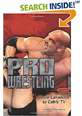 TV wrestling books