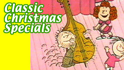 Classic TV Christmas Specials