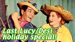 Lucy / Desi Holiday Special