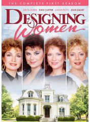 Designing Women on DVD