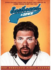 Eastbound & Down on DVD