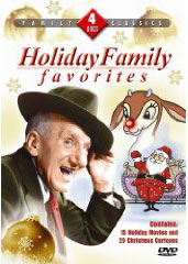 Bing Crosby Christmas Special / Holiday Shows on DVD