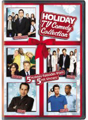 Holiday TV Comedy on DVD
