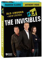The Invisibles on DVD