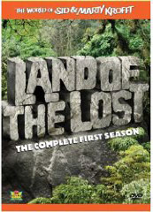 Land of the lost on DVD
