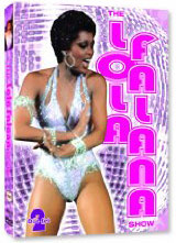 classic TV Variety Show starring Lola Falana on DVD