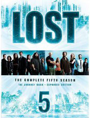 Lost Season 4 on DVD