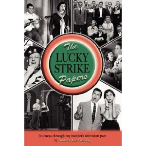 TV Blog / Lucky Strike TV Show book