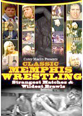 Memphis 1980's Wrestling on DVD