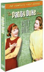 Patty Duke Show on DVD