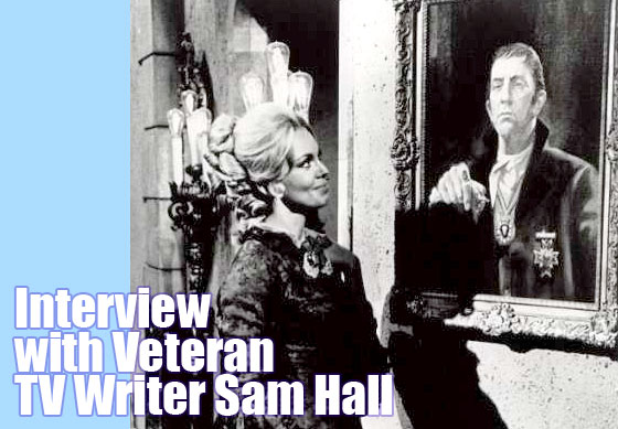 Sam Hall Interview / Grayson Hall & Dark Shadows