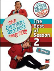 Smothers Brothers Comedy Hour on DVD