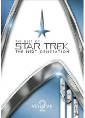 Star Trek Next Generation on DVD
