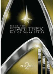 Star Trek TV Series on DVD