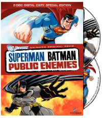 Superman Batman - Public Enemies DVD