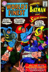 World's Finest comics / DC Comics book