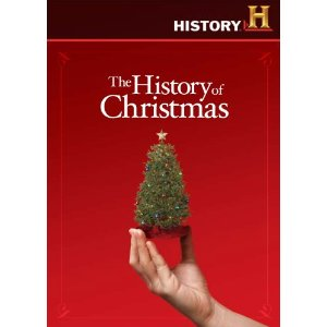 History of Christmas on A&E