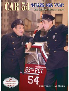 Car 54 Where Are You? on DVD
