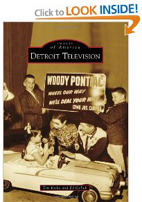 Detroit Television / book on detroit local tv kid stars