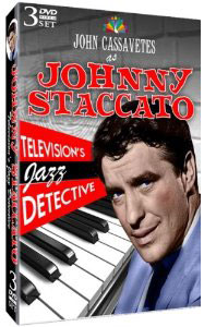 Johnny Staccato on DVD