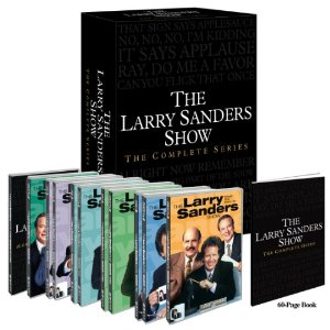 The Larry Sanders Show: The Complete Series on DVD