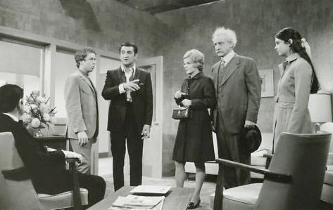 Make Room For Granddaddy / ABC 1970 sitcom with Danny Thomas