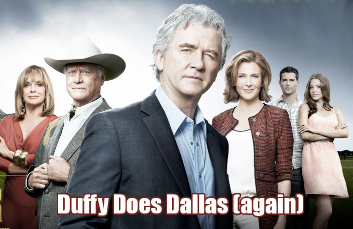 Patrick Duffy of Dallas Interview