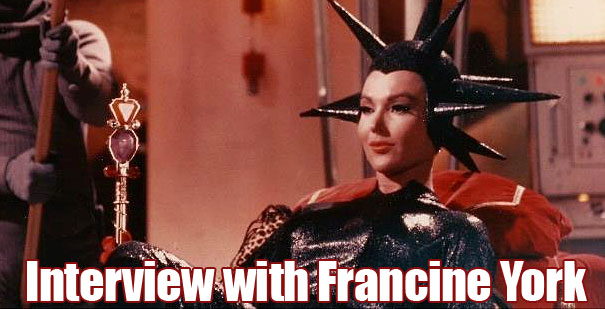 Francine York Interview