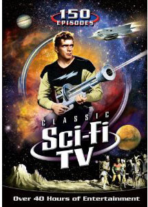 Classic TV Sci-Fi shows on DVD
