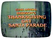 Thanksgiving Day Parades History on TV