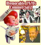 1970s commercials!