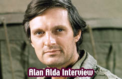 Alan Alda Interview