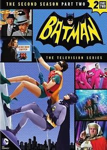 Batman on DVD!