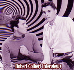 Robert Colbert Interview