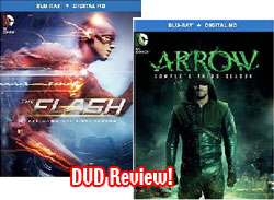 Arrow on DVD REview