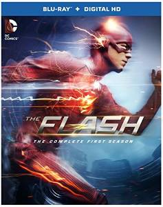 The Flash Season 1 on DVD