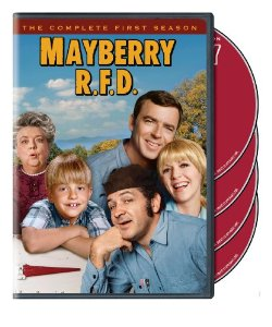 Mayberry RFD on DVD