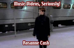 Music Videos Examined - Roseanne Cash!