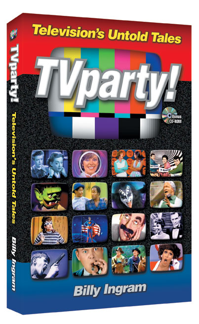 TVparty book