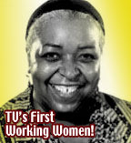 TV's First Working Woman