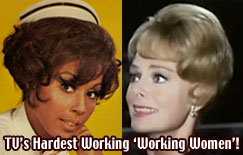 TV's Working Women 1950s-1960s