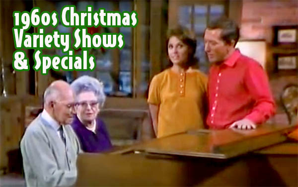 1960s Christmas Variety Shows