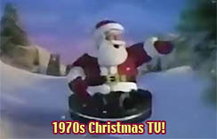 1970s Christmas on TV / 1970s Christmas