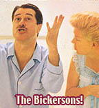 The Bickersons + starring Don Ameche and Frances Langford