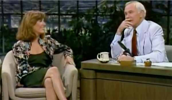 Johnny Carson Tonight Show from July 29, 1983